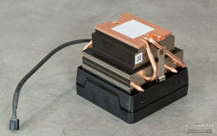 AMD Ryzen 9 3900X - Disipador invertido