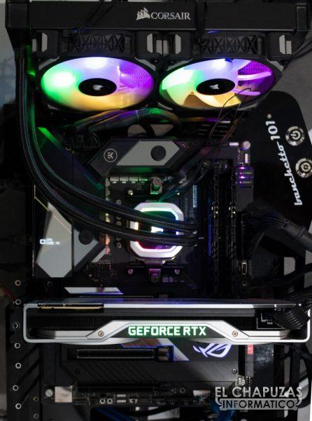 AMD Ryzen 9 3900X - Equipo de pruebas