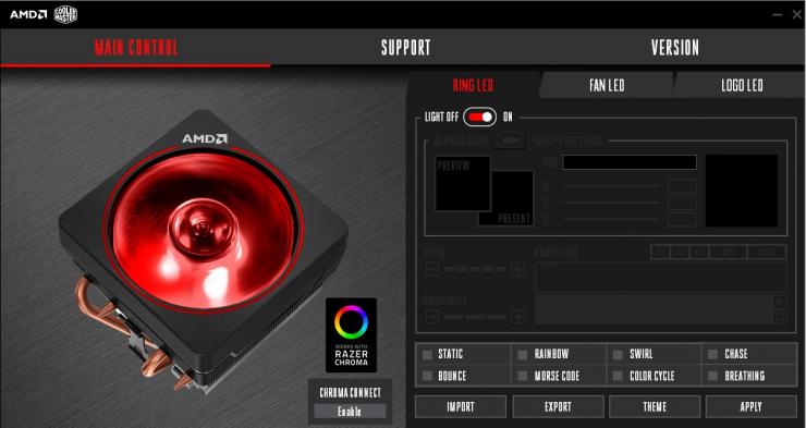 AMD Wraith Prism con Razer Chroma 740x393 1