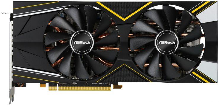 ASRock Radeon RX 5700 Challenger 8G OC
