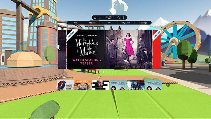 Amazon Prime Video VR Oculus 740x417 0