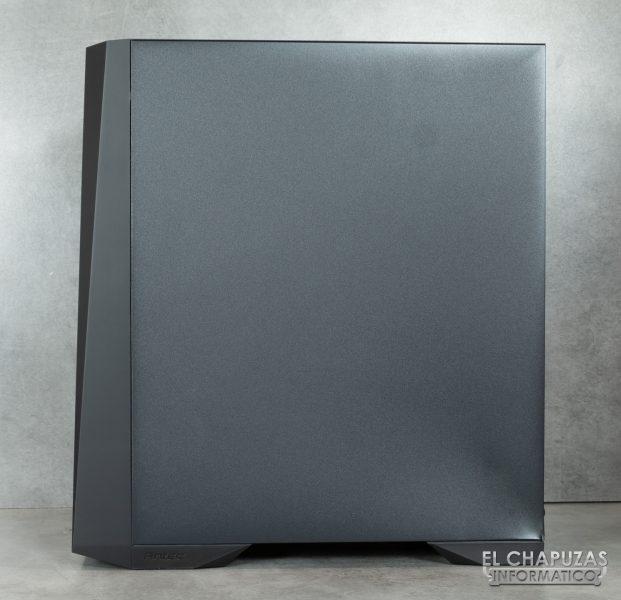 Antec DP501 Dark Phantom - Lateral secundario