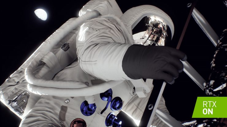 Apollo 11- RayTracing