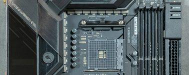 Review: Asus ROG Crosshair VIII Formula
