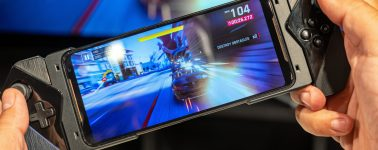 Asus ROG Phone II: Una bestia con panel AMOLED @ 120 Hz, 6000 mAh y refrigeración por aire