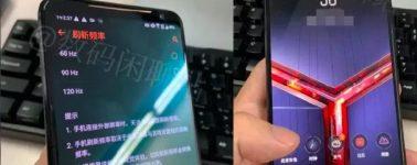 El Asus ROG Phone 2 contará con un panel OLED, 12GB de RAM y 1TB de almacenamiento