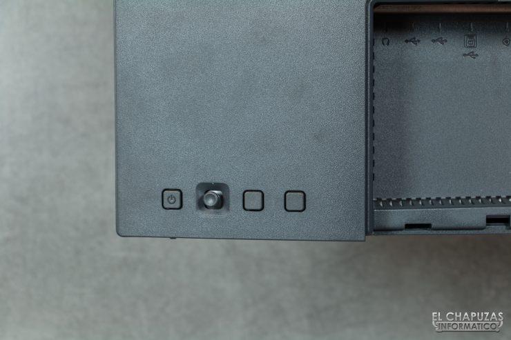 BenQ PD2720U - Botones del menú OSD