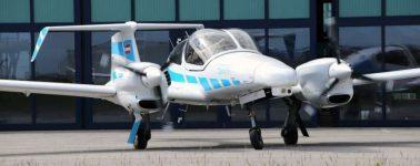 Así es el primer avión que consigue aterrizar de forma verdaderamente autónoma