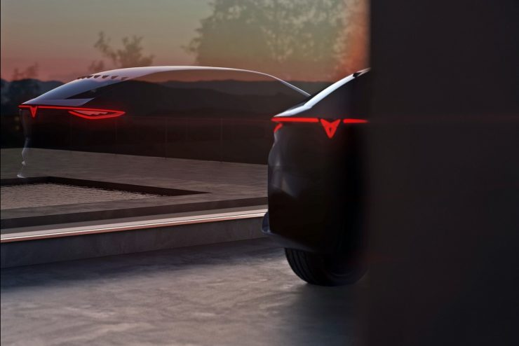 CUPRA coche eléctrico SUV