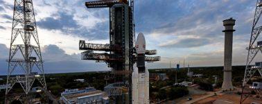 India lanza con éxito la misión Chandrayaan-2 con destino la Luna