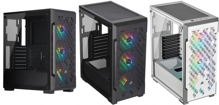 iCUE 220T RGB Airflow