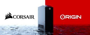 Corsair adquiere al fabricante de PC's personalizados Origin PC