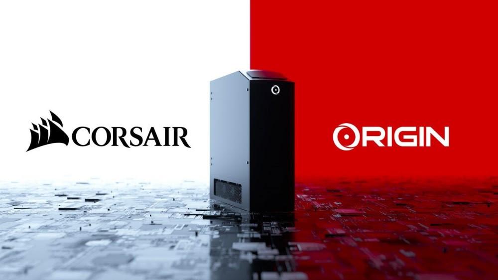 Corsair y Origin 0