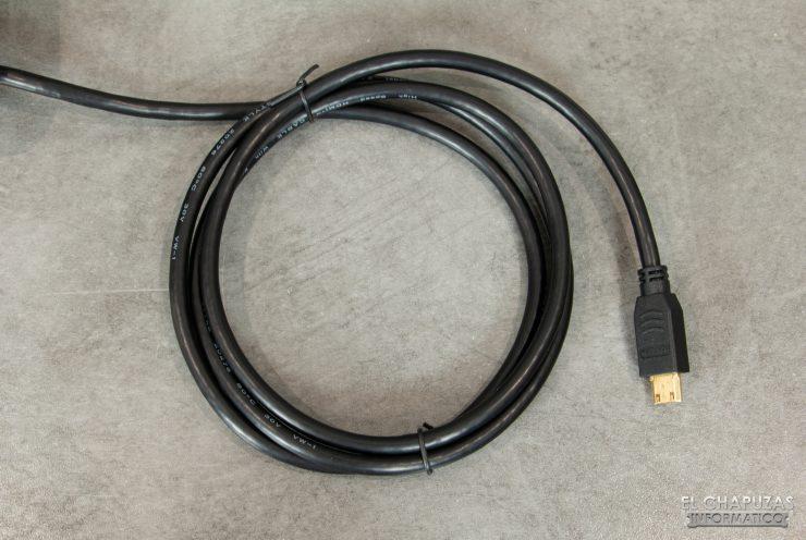 Cable del Módulo de control externo de la Creative Sound Blaster AE-9