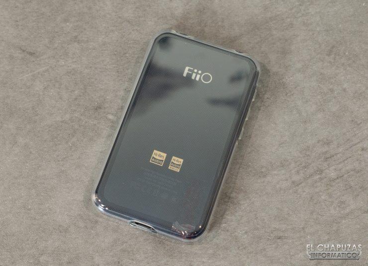 FiiO M6 - Funda de silicona