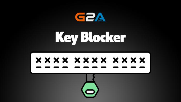 G2A bloqueador de claves