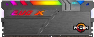 GeIL lanza sus memorias EVO X II y EVO X II optimizadas para los AMD Ryzen 3000