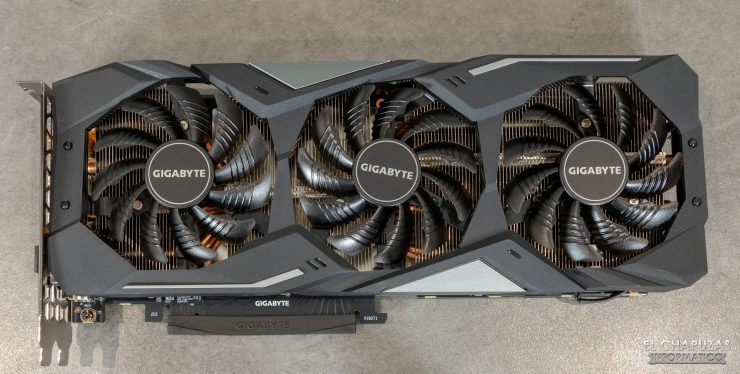 Gigabyte GeForce RTX 2060 SUPER Gaming OC 8G - Vista Superior