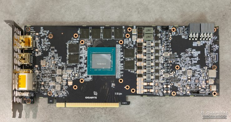 Gigabyte GeForce RTX 2060 SUPER Gaming OC 8G - PCB