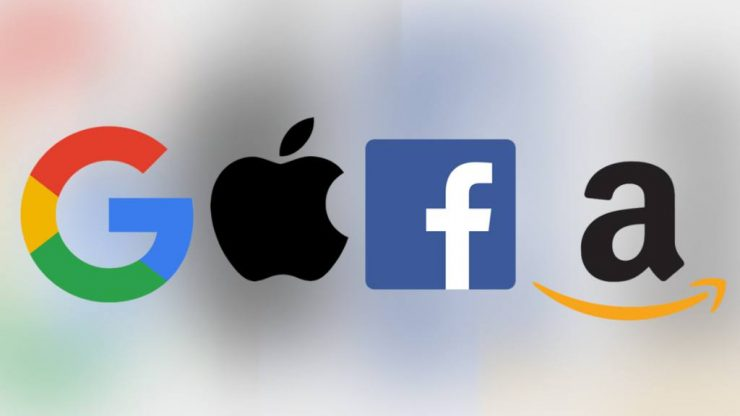 Google Amazon Apple Facebook