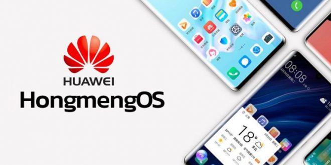 Huawei Hongmeng OS. 0