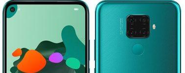 Huawei Nova 5i Pro (Mate 30 Lite) anunciado oficialmente, parte en los 289 euros