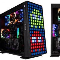 InWin lanza su chasis 309, llevando al extremo la iluminación con un frontal con 144 píxeles RGB