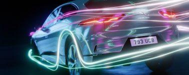 Jaguar anuncia el Jaguar XJ eléctrico, su nueva propuesta para luchar en el nuevo mercado de coches eléctricos