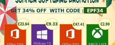 [Patrocinada] Entra y llévate tu licencia de Windows u Office (si es que no tiene 20 ya)