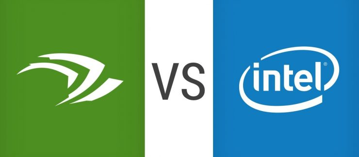 Logo Nvidia vs Intel 740x325 0