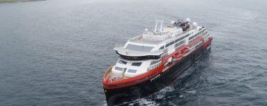 Así es el primer crucero híbrido de la historia: 140 metros de eslora impulsados por motores eléctricos