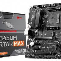 MSI lanza sus placas base 'MAX' para el socket AM4 con BIOS de 32MB y soporte AMD Ryzen 3000
