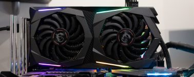 Review: MSI GeForce RTX 2060 SUPER Gaming X