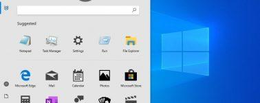 Microsoft muestra por accidente el nuevo menú de Inicio de Windows 10