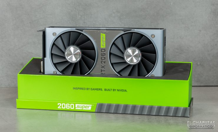 Nvidia GeForce RTX 2060 SUPER Founders Edition - Embalaje 2