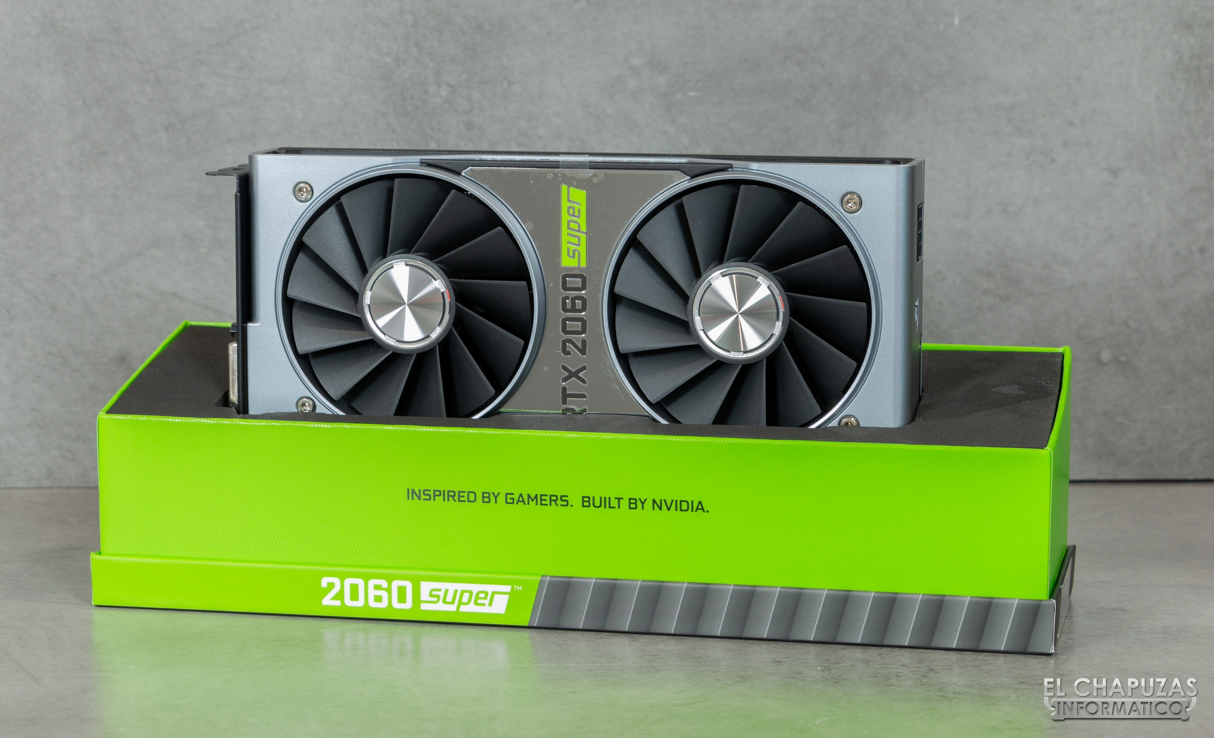 Nvidia reintroduce al mercado las GeForce RTX 2060 y RTX 2060 SUPER