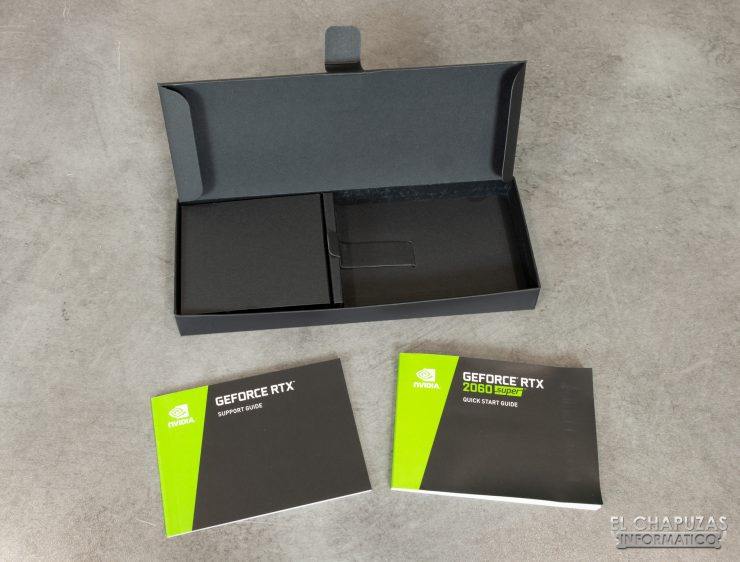 Nvidia GeForce RTX 2060 SUPER Founders Edition - Embalaje 3