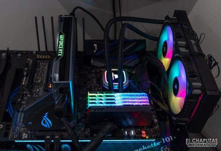 Nvidia GeForce RTX 2060 SUPER Founders Edition - Equipo de Pruebas 2