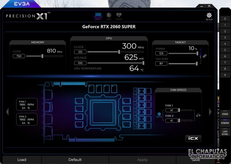 Nvidia GeForce RTX 2060 SUPER Founders Edition - Overclocking