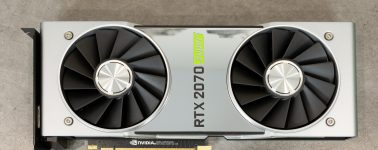 Review: Nvidia GeForce RTX 2070 SUPER Founders Edition