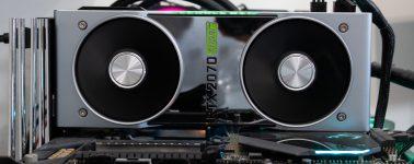 Desde China confirman que la Nvidia GeForce RTX 2070 SUPER ya ha sido descatalogada