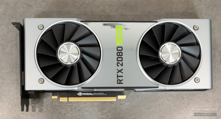 Nvidia GeForce RTX 2080 SUPER Founders Edition 1