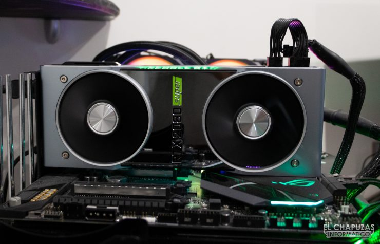 Nvidia GeForce RTX 2080 SUPER Founders Edition - Equipo de Pruebas 3