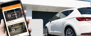 [Patrocinada] Parkingdoor, abriendo la puerta de nuestro garaje con el smartphone