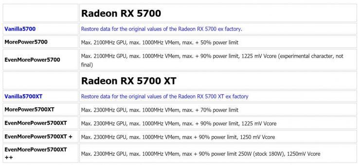 Radeon RX 5700 XT con overclock extremo 1 740x340 0