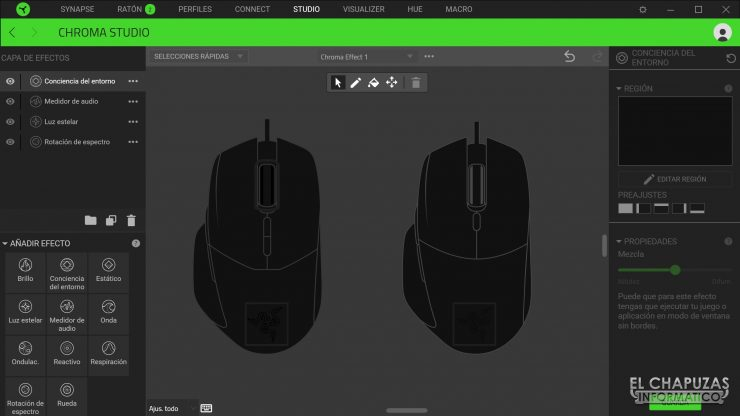 Razer Basilisk Mercury - Software 4