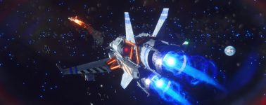 Rebel Galaxy Outlaw anunciado para PC, será exclusivo de la Epic Games Store