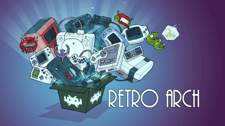 RetroArch 740x416 0