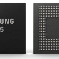 Samsung Electronics inicia la producción en masa de su memoria LPDDR5 de 16Gb para móviles
