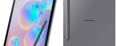 Samsung Galaxy Tab S6: Tablet AMOLED con Snapdragon 855, 7040 mAh, pero tiene Android